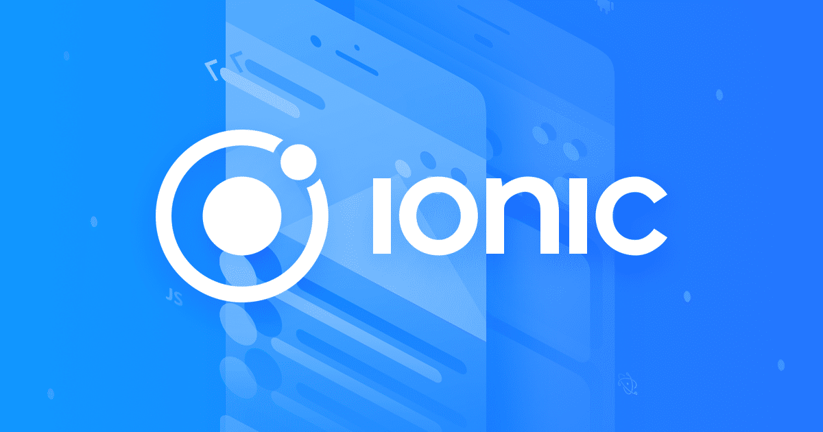 The Ionic hybrid app framework has become highly popular during the past couple of years